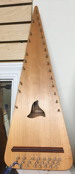 James Jones Bowed Psaltery (used)