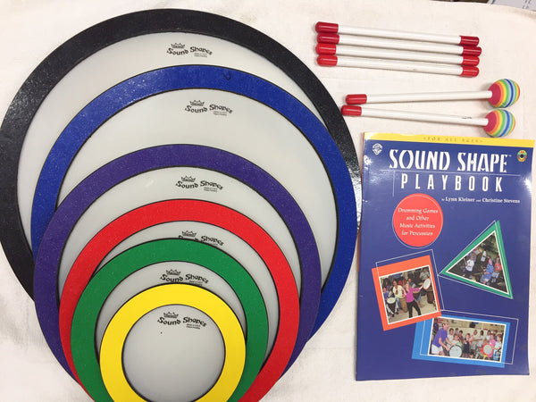 Remo Sound Shape Circle Pack (used)