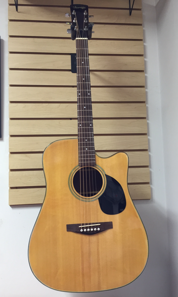 Blueridge BR32C Acoustic Guitar (used)