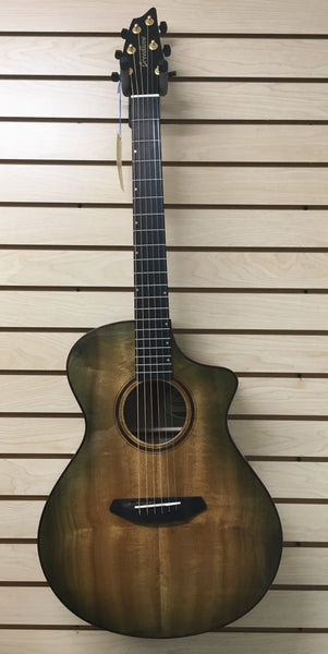 Breedlove Oregon Concert CE Sweetgrass Acoustic-Electric Guitar