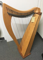 Dusty Strings FH26 Maple Harp (used)