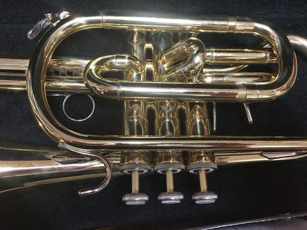Bach CR310 Cornet (used) – House of Musical Traditions