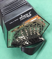 Stagi W15S 30-Button Anglo Concertina G/D (used)