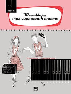 Palmer-Hughes Prep Accordion Course (8 books)