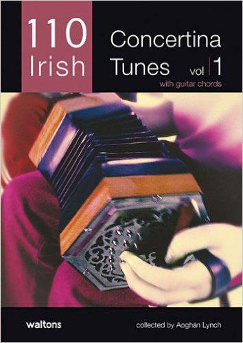110 Irish Concertina Tunes vol. 1