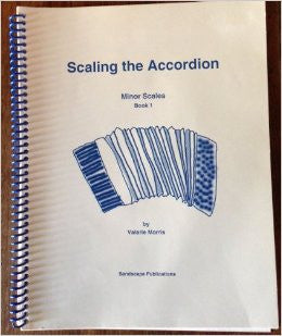 Scaling the Accordion - by Valarie Morris