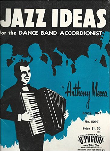 Jazz Ideas For the Dance Band Accordionist