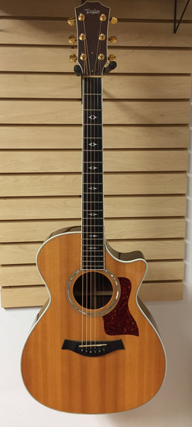 Taylor 812-C Acoustic-Electric Guitar (used)