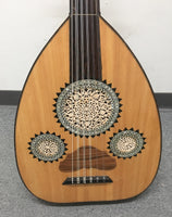 Egyptian Oud, 11 strings, w/gig bag (used)
