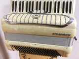 Stradavox 120-bass Piano Accordion (used)