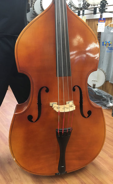 Pfretzschner 3/4 Upright Bass with gig bag (used)