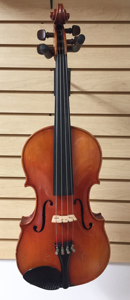 "Jacobus Hornsteiner 15.5"" Strad Copy Viola w/Case & Bow (used)"