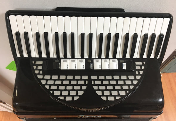 Roma 120-bass Piano Accordion (used)