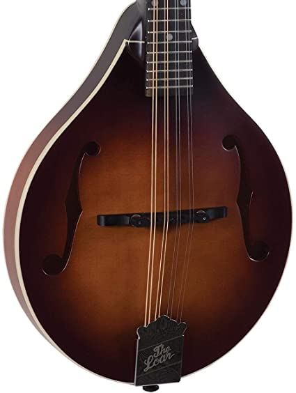 LM-110E The Loar Honey Creek A-Style Acoustic-Electric Mandolin