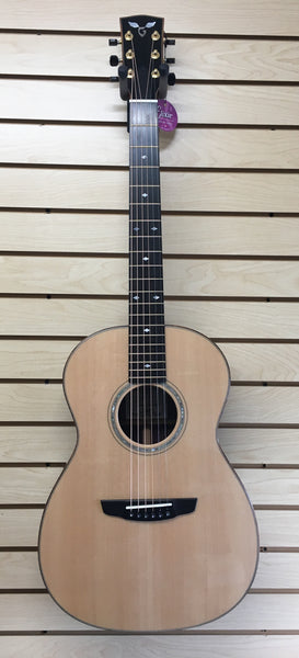 Goodall Rosewood Parlor 14-fret Acoustic Guitar