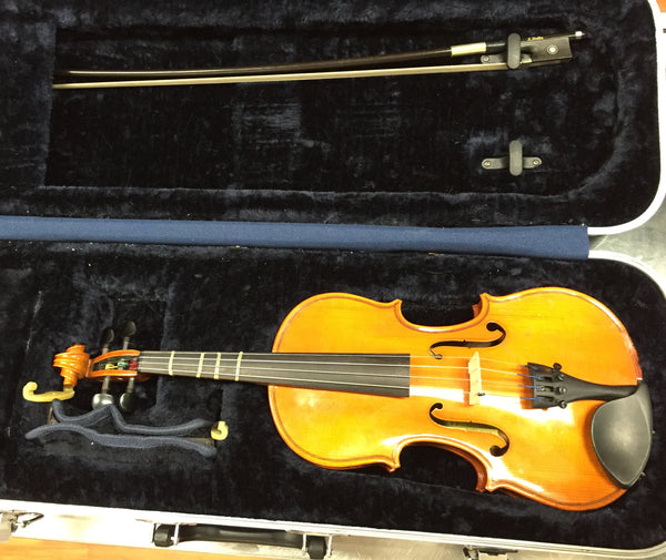 Eastman Strobel ML80D 1/4 Violin w/Case & Bow (used)