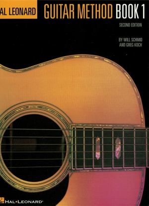 Hal Leonard Guitar Method Book1