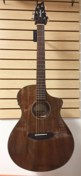 Breedlove Discovery Concert CE Suede Limited Edition Acoustic-Electric Guitar