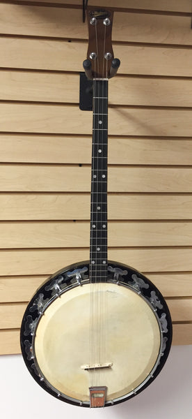 The Michigan 19-Fret Tenor Banjo (used)