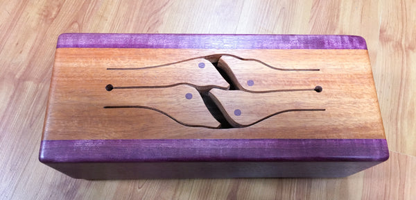 Quackies Tongue Drum by Hardwood Music