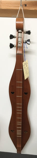 Musical Traditions Lap Dulcimer, Geared Pegs (used)