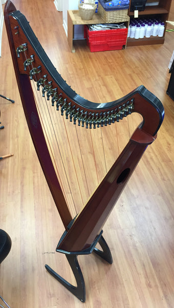 Highland Harps 26-String Harp w/Pickup (used)