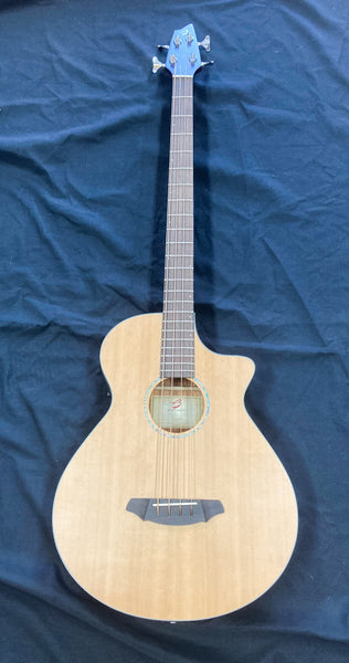 Breedlove Atlas Solo BJ350-CMe4 Acoustic-Electric Bass Guitar (used)
