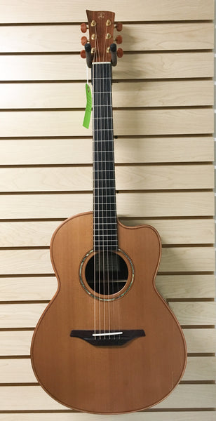 McIlroy AS55C Acoustic Guitar (used)