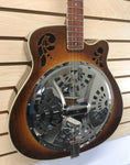 Randy Wood Custom 5-String Resonator Banjo/Guitar (used)