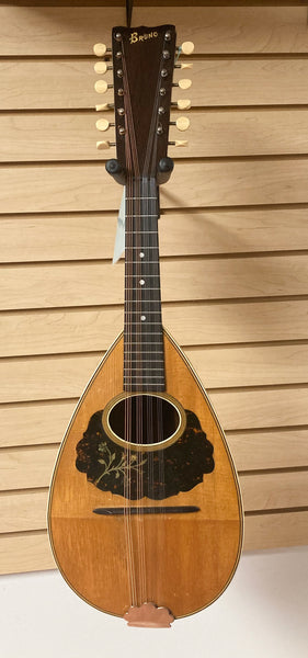 Bruno 12-String Bowl-Back Mandolin (used)