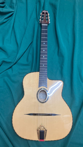 Dell Arte DG-ADI Gypsy Jazz Guitar (used)