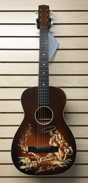 Harmony Gene Autry Cowboy Guitar, 1940s (used)
