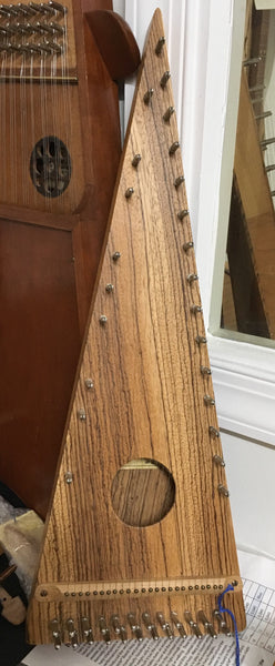 JC Ramey Bowed Psaltery (used)