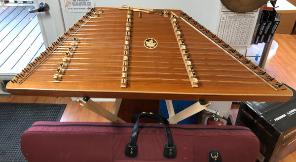 Dusty Strings D550 Chromatic Hammered Dulcimer (used)
