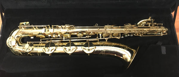 Selmer Super Action 80 Series II Baritone Saxophone (used)