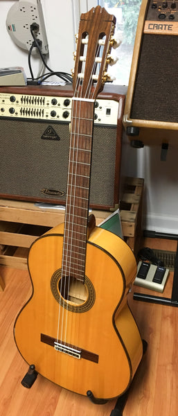 Yamaha CG171SF Flamenco Guitar (used)