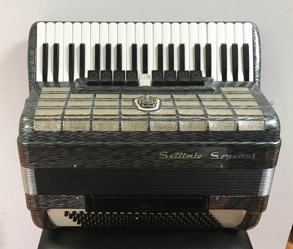 Settimio Soprani 120-bass Accordion (used)