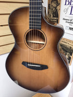 Breedlove Limited Run Premier Concert Walnut Burst CE Sitka/Mahogany Acoustic-Electric Guitar