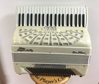 "Video ""Hopper Kelly"" 120-bass Accordion (used)"