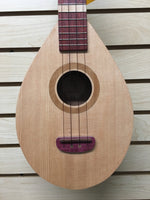 Dew Drop Ukulele by Four Hour Day Lutherie