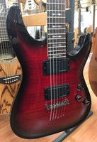 Schecter Demon 6 Electric Guitar (used)