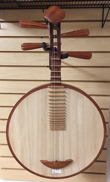 Chinese Moon Lute Yue-Qin (used)