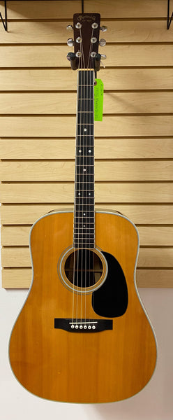 Martin D-35 Acoustic Guitar, 1976 (used)
