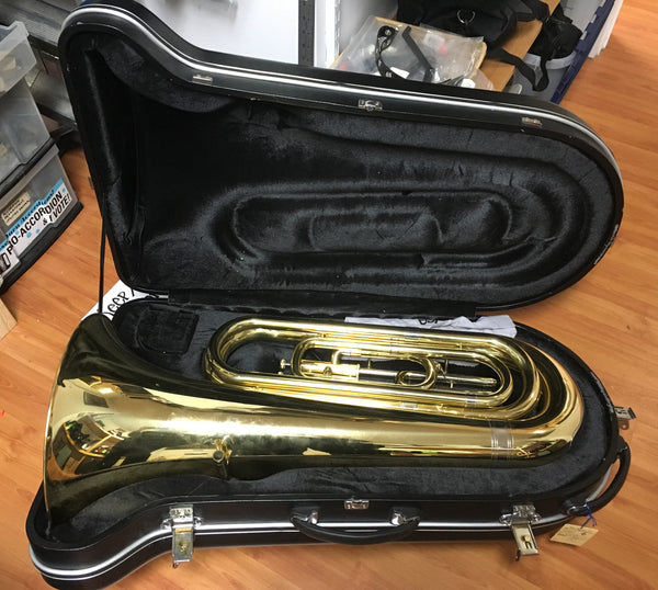 Eastman EBB231 Bb Tuba w/case (used)