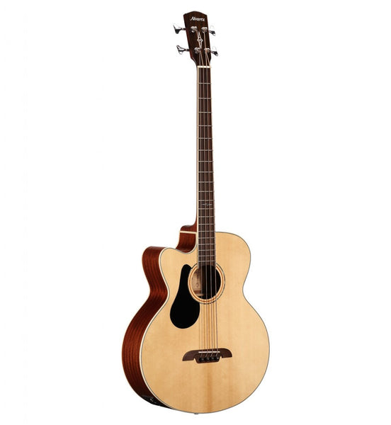 Alvarez Artist Series AB60LCE acoustic / electric left-handed Bass Guitar