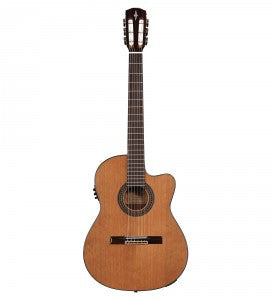 Alvarez Artist Series AC65HCE Acoustic-Electric Classical Guitar