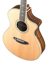 Breedlove Stage Exotic Concert CE Sitka-Ziricote Acoustic-Electric Guitar