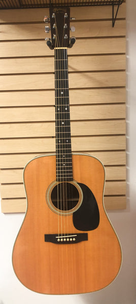 Martin HD-28 1980 Acoustic Guitar (used)