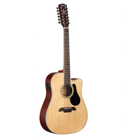Alvarez Artist Series AD60-12CE acoustic / electric 12-string Guitar