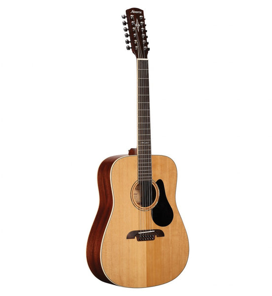 Alvarez Artist Series AD60-12 Dreadnought 12-Strings Acoustic Guitar